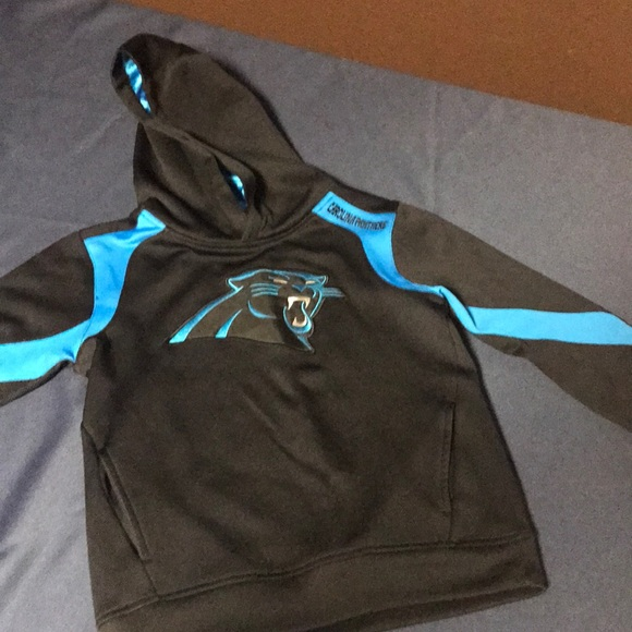 quality design 9a019 df7b0 Youth NFL Apparel Carolina Panthers hoodie